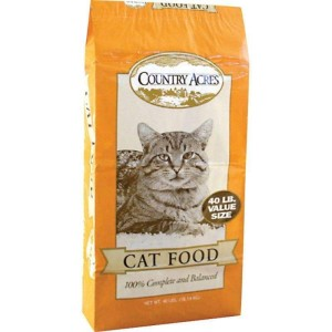 40# COUNTRY ACRES CAT