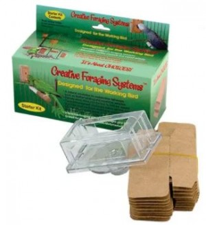 CAITEC CREATIVE FORAGING SYSTEMS LARGE STARTER KIT