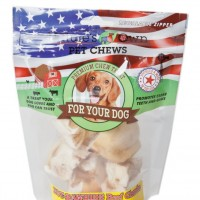 NATURE'S OWN PET CHEWS 5 PIECE NOT-RAWHIDE BEEF CHUNKS