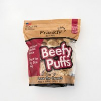 2.5oz FRANKLY VENISON BEEFY PUFFS