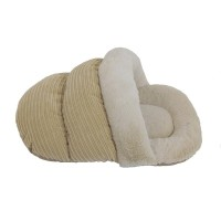"""23"""" X 17"""" X 4"""" SAND SLY SLIPPER CAT BED"""