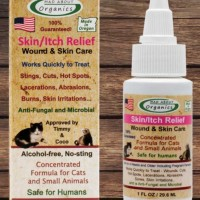1oz MAD ABOUT ORGANICS CAT SKIN RELIEF