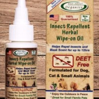 1oz MAD ABOUT ORGANICS REPELLENT HERBAL WIPE-ON
