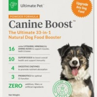 3.17oz ULTIMATE PET NUTRITION CANINE BOOST POWDER
