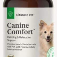 60 COUNT ULTIMATE PET NUTRITION CANINE COMFORT