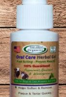 1oz TRIAL MAD ABOUT ORGANICS CANINE/CAT HERBAL GEL