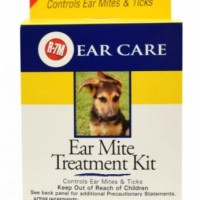 1oz MIRACLE CARE R7M EAR MITE TREATMENT KIT FOR DOGS