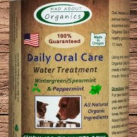 32oz MAD ABOUT ORGANICS CANINE/CAT WATER TREATMENT