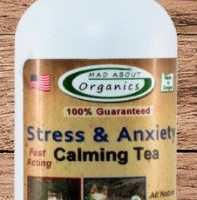 4oz MAD ABOUT ORGANCS CANINE/CAT STRESS & ANXIETY RELIEF