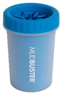 DEXAS LARGE BLUE MUDBUSTER GENTLE PAW WASHER