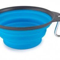 DEXAS BLUE 2CUP COLLAPSIBLE TRAVEL CUP